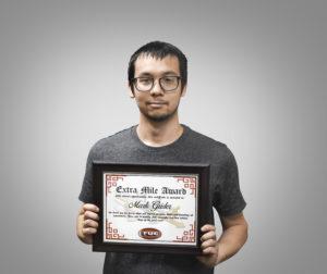FWE's Extra Mile Award Winner: Mark Grider