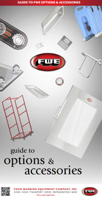 FWE / Food Warming Equipment Company, Inc.'s • Guide to Options & Accessories